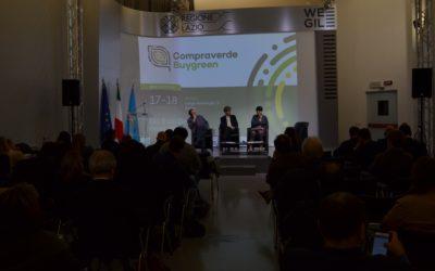 Compraverde Buygreen, presentato il nuovo concept e la nuova immagine del Forum 2019