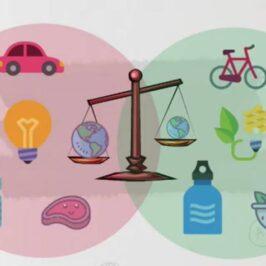 Alla scoperta dell'impronta ecologica: il consumo di risorse spiegato ai più piccoli