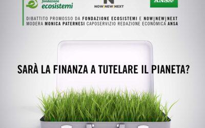 Sarà la finanza a tutelare il Pianeta?