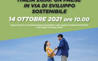 Festival dello Sviluppo Sostenibile, domani l'evento conclusivo della quinta edizione